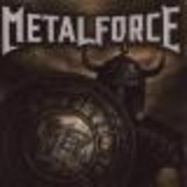METALFORCE EPIC/HEROIC POWERFUL DRIVING PURE METAL METALFORCE, CD
