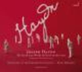 SEVEN LAST WORDS OF CHRIS 18TH CENTURY ORCHESTRA Audio CD, J. HAYDN, CD