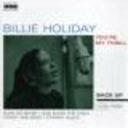 YOU'RE MY THRILL Audio CD, BILLIE HOLIDAY, CD
