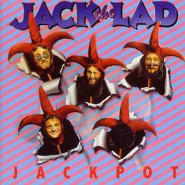 JACKPOT 1976 ALBUM RE-ISSUED Audio CD, JACK THE LAD, CD