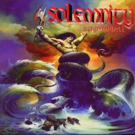 REIGN IN HELL -DIGI/LTD- THINK:OVERKILL/MANOWAR Audio CD, SOLEMNITY, CD