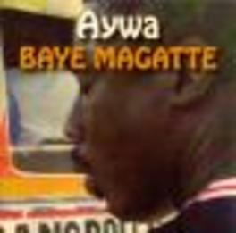 AWAY Audio CD, BAYE MAGATTE, CD