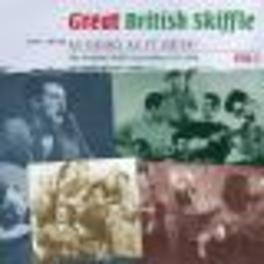 GREAT BRITISH SKIFFLE JUST ABOUT AS GOOD AS IT GETS VOL.3 Audio CD, V/A, CD