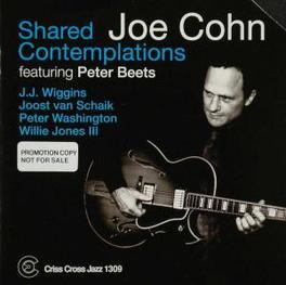 SHARED CONTEMPLATIONS FT. PETER BEETS Audio CD, JOE COHN, CD