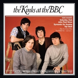 AT THE BBC KINKS, CD