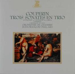 TRIO SONATAS ORCHESTRE DE PAILLARD Audio CD, F. COUPERIN, CD