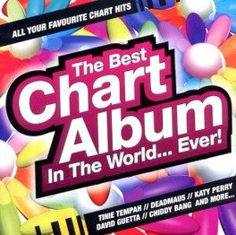 BEST CHART ALBUM IN THE.. .. WORLD...EVER! V/A, CD