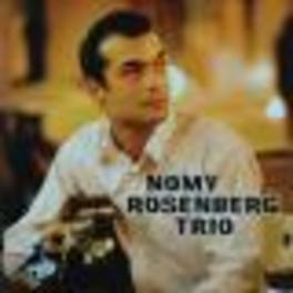 NOMY ROSENBERG TRIO Audio CD, ROSENBERG, NOMY -TRIO-, CD