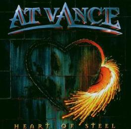 HEART OF STEEL Audio CD, AT VANCE, CD