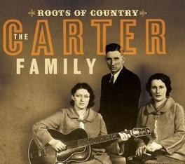 ROOTS OF COUNTRY 50 TRACKS FROM LEGENDARY GENRE DEFINING GROUP Audio CD, CARTER FAMILY, CD