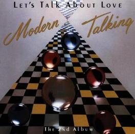 LET'S TALK ABOUT LOVE Audio CD, MODERN TALKING, CD