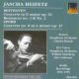 CONCERTO IN D MAJOR OP.61 BOSTON S.O., RCA VICTOR S.O. Audio CD, BEETHOVEN/SPOHR, CD