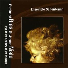 OUT OF THE SHADOW OF THE ENSEMBLE SCHONBRUNN Audio CD, RIES/NISLE, CD