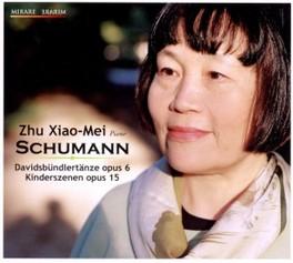 DAVIDSBUNDLERTANZE/KINDER W/ZHU XIAO-MEI R. SCHUMANN, CD