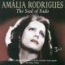 SOUL OF FADO Audio CD, AMALIA RODRIGUES, CD