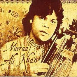 FEELINGS OF THE HEART MASTER OF THE SARANGI Audio CD, MURAT ALI KHAN, CD