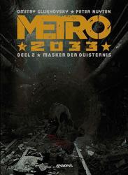 Metro 2033 SC 2 Masker der...