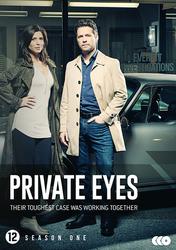 Private Eyes - Seizoen 1, (DVD)