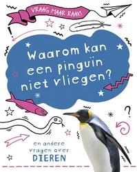 Waarom kan een pinguïn niet...