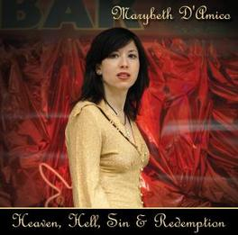 HEAVEN HELL SIN &.. .. REDEMPTION Audio CD, MARYBETH D'AMICO, CD