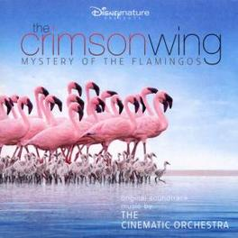 CRIMSON WING MYSTERY Audio CD, CINEMATIC ORCHESTRA, CD