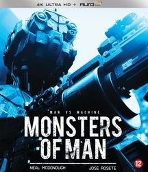 Monsters of Man, (Blu-Ray...