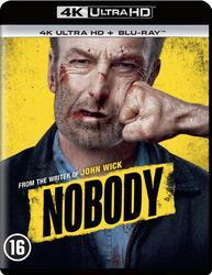 Nobody, (Blu-Ray 4K Ultra HD)