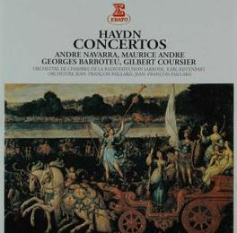 CONCERTO POUR TROMPETTE MAURICE ANDRE Audio CD, J. HAYDN, CD