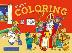 Sinterklaas Super Coloring...