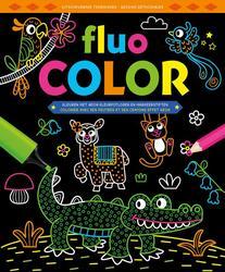 Fluo Color kleurblok / Fluo...