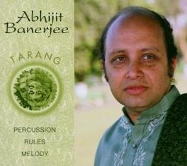 TARANG Audio CD, ABHIJIT BANERJEE, CD