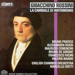 LA CAMBIALE DI MATRIMONIO ENGLISH CHAMBER ORCH./VIOTTI G. ROSSINI, CD