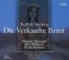 DIE VERKAUFTE BRAUT FRANKFURTER OPERNHAUD/WALTER GOEHR Audio CD, B. SMETANA, CD
