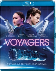 Voyagers, (Blu-Ray)