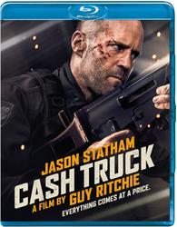 Cash Truck, (Blu-Ray)