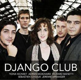 DJANGO CLUB DJANGO CLUB, CD