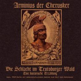 ARMINIUS & DIE.. .. VARUSSCHLACHT//ARMINIUS UND DIE VARUSSCHLACHT Audio CD, AUDIOBOOK, CD