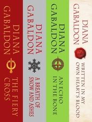 Outlander Volumes 5-8...