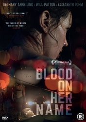 Blood on her name , (DVD)