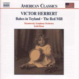 BABES IN TOYLAND RAZUMOVSKY S.O. V. HERBERT, CD