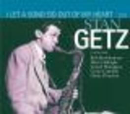 I LET A SONG GO OUT OF.. .. MY HEART Audio CD, STAN GETZ, CD