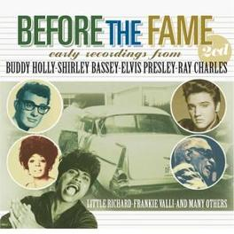 BEFORE THE FAME WJOHNNY MATHIS/LITTLE RICHARD/FRANKIE VALLI/FOUR TOPS Audio CD, V/A, CD
