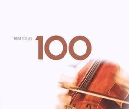 100 BEST CELLO PABLO CASALS/JANOS STARKER/DU PRE/ROSTROPOVICH/FOURNIER Audio CD, V/A, CD