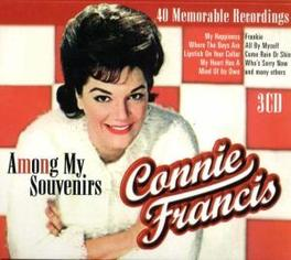 40 MEMORABLE RECORDINGS Audio CD, CONNIE FRANCIS, CD