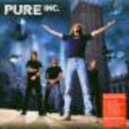 PURE INC. Audio CD, PURE INC., CD