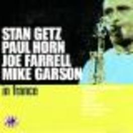 IN FRANCE ..JOE FARRELL / MIKE GARSON Audio CD, GETZ, STAN/HORN, PAUL, CD