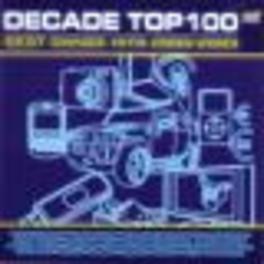 DECADE TOP 100 BEST DANCE HITS 2000-2009//FT. ARMIN VAN BUUREN/RANK 1 Audio CD, V/A, CD