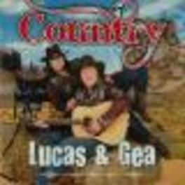 COUNTRY TR:HAPPY OP DE PRAIRIE/WIND IN MIJN ZEILEN/BRIEF ZONDER Audio CD, LUCAS & GEA, CD