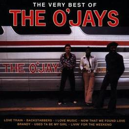 VERY BEST OF Audio CD, O'JAYS, CD
