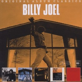 ORIGINAL ALBUM CLASSICS COLD SPRING../GLASS HOUSES/SONGS IN../NYLON CURT../KOHU BILLY JOEL, CD